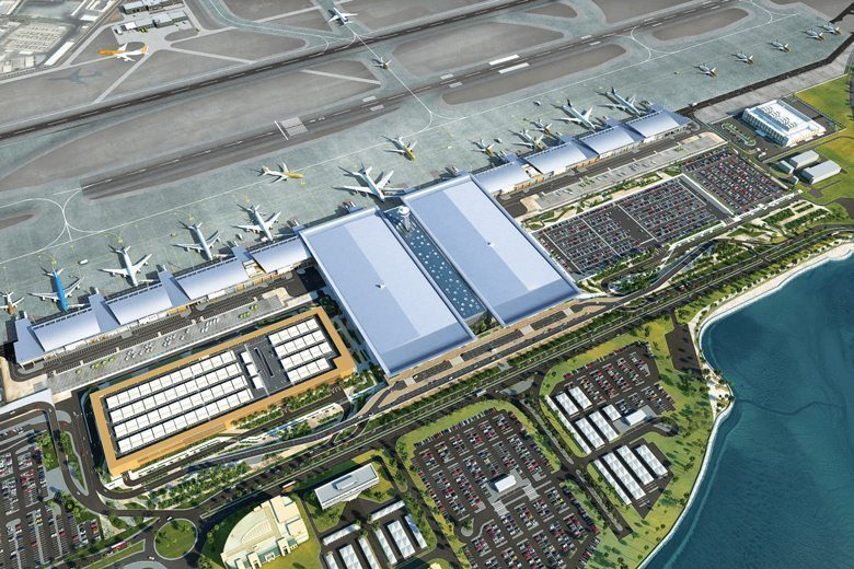 Bahrain Airport - Central Utility Complex