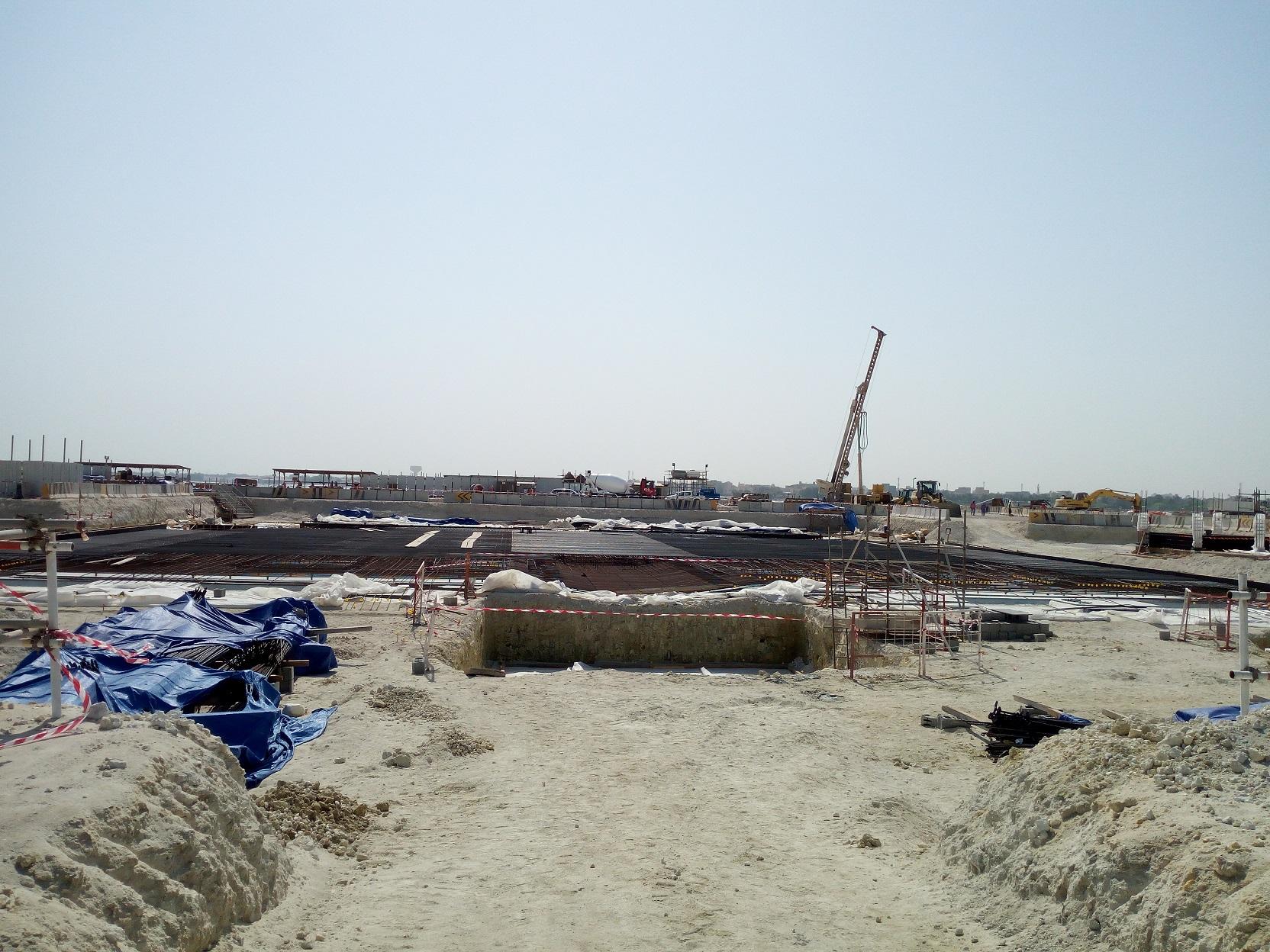 Al Madina Al Shamaliya Sewage Treatment Plant